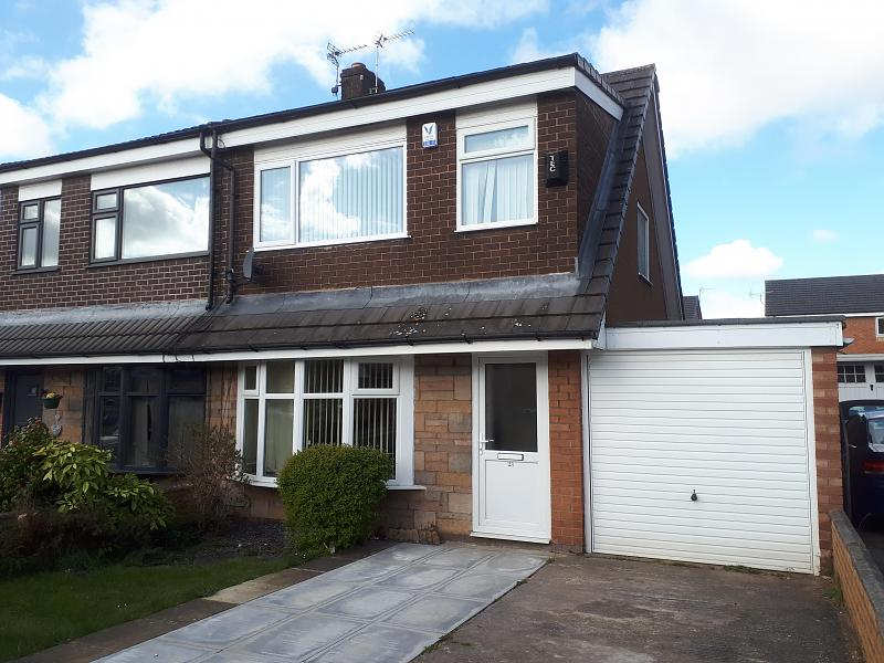 23 Sunningdale Close, Burtonwood, Warrington