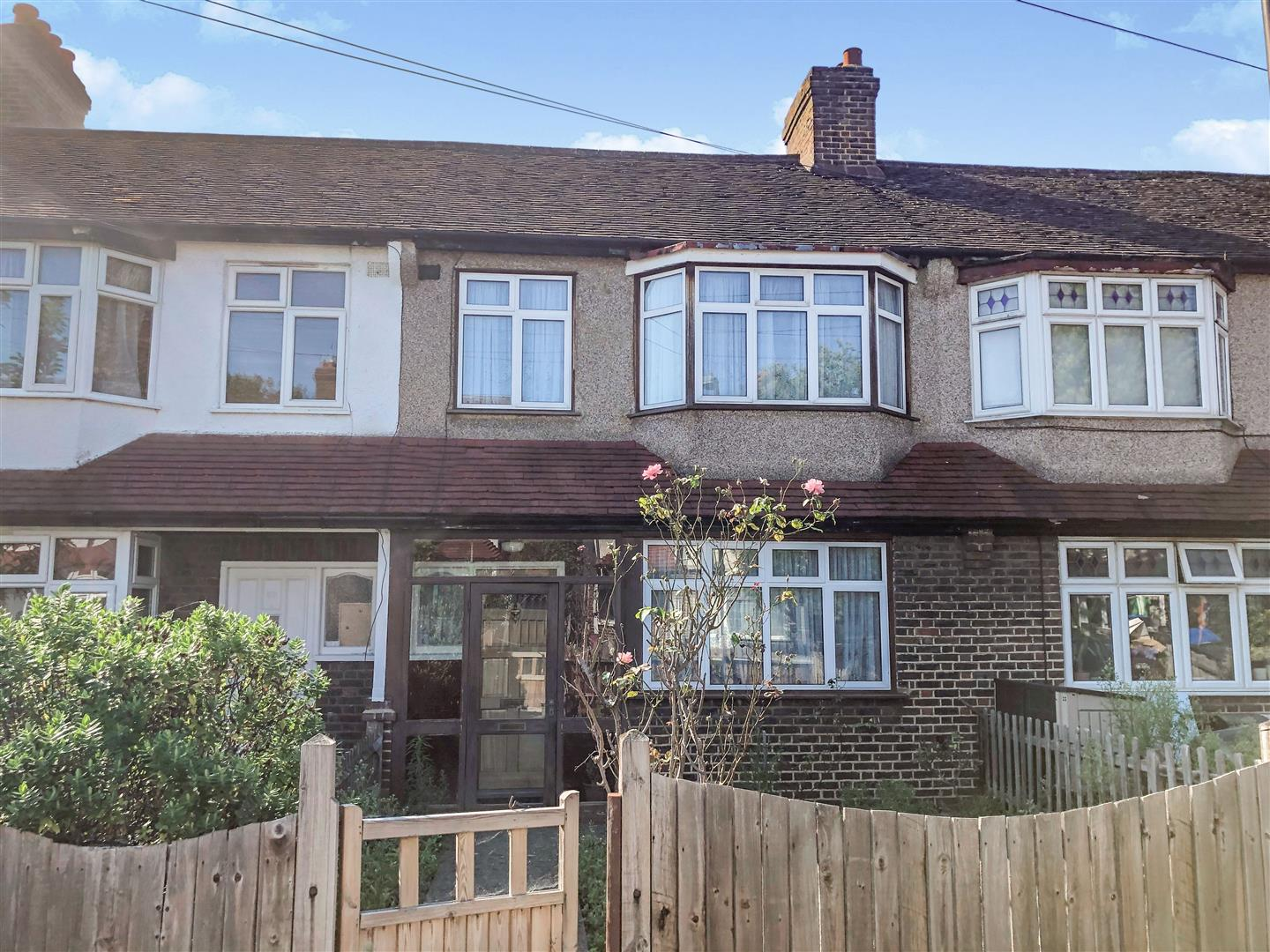 Christchurch Close, Colliers Wood