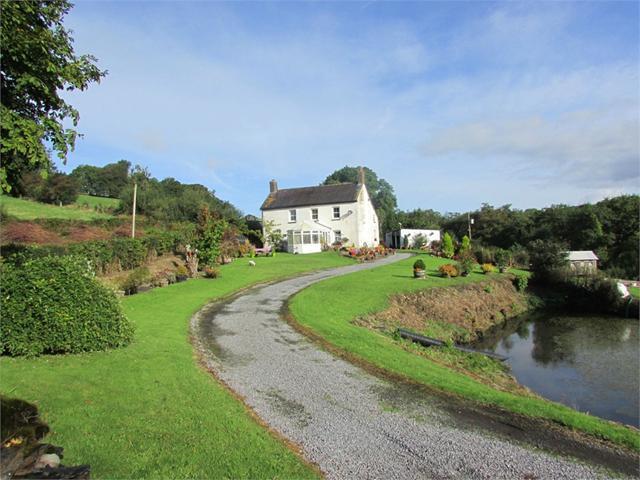 Nantyreglwys Mill, Llanboidy, Whitland, Carmarthenshire