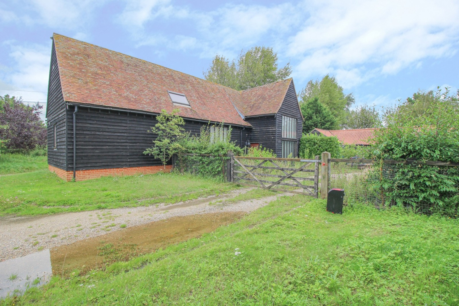 Gainsford End Road, Toppesfield, Halstead, Essex, CO9