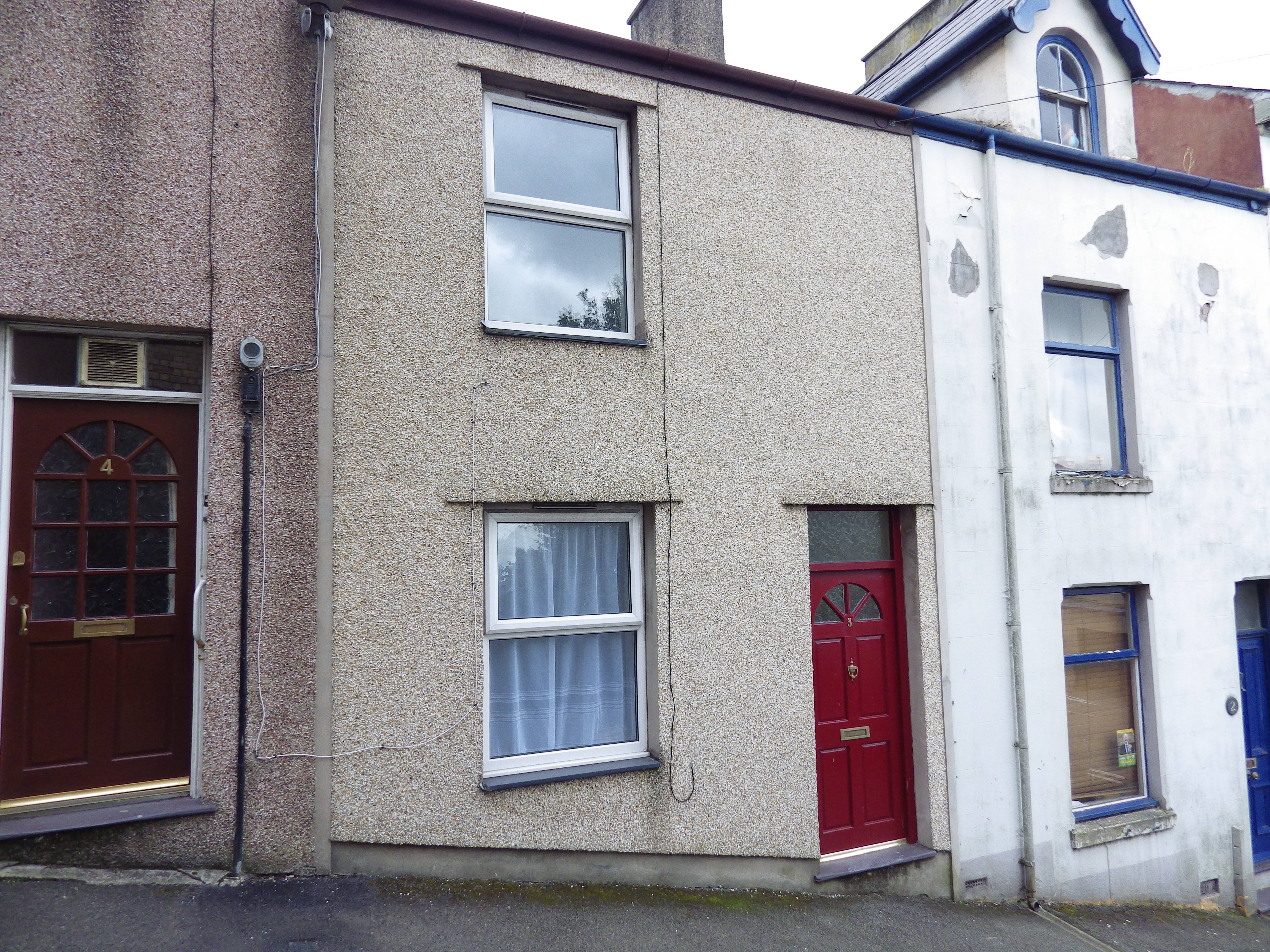 Rowland Street, Caernarfon, North Wales