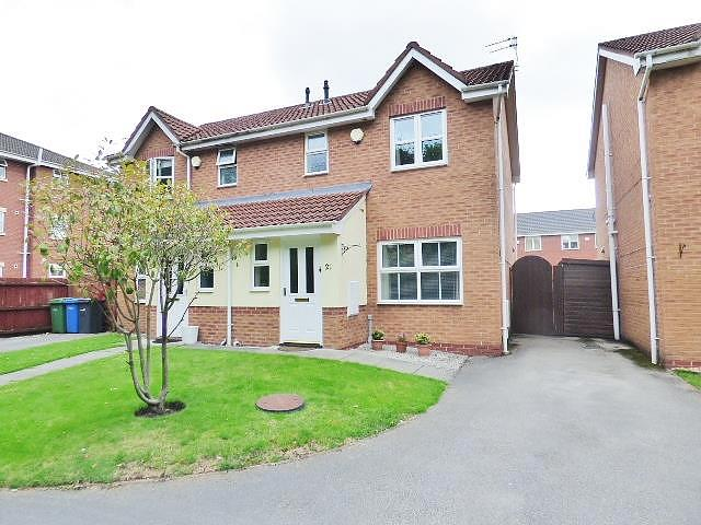 21 Norley Close, Bewsey, Warrington, WA5 1GR