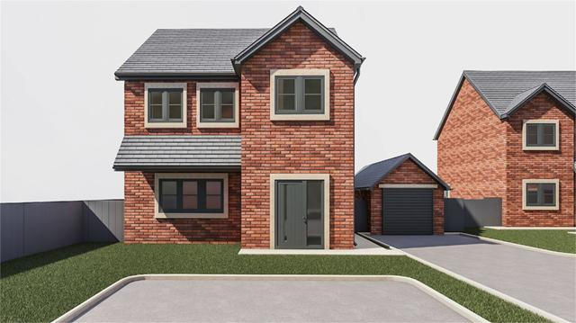 Plot 1 Kates Beck, Parkett Hill, Scotby, Carlisle, Cumbria