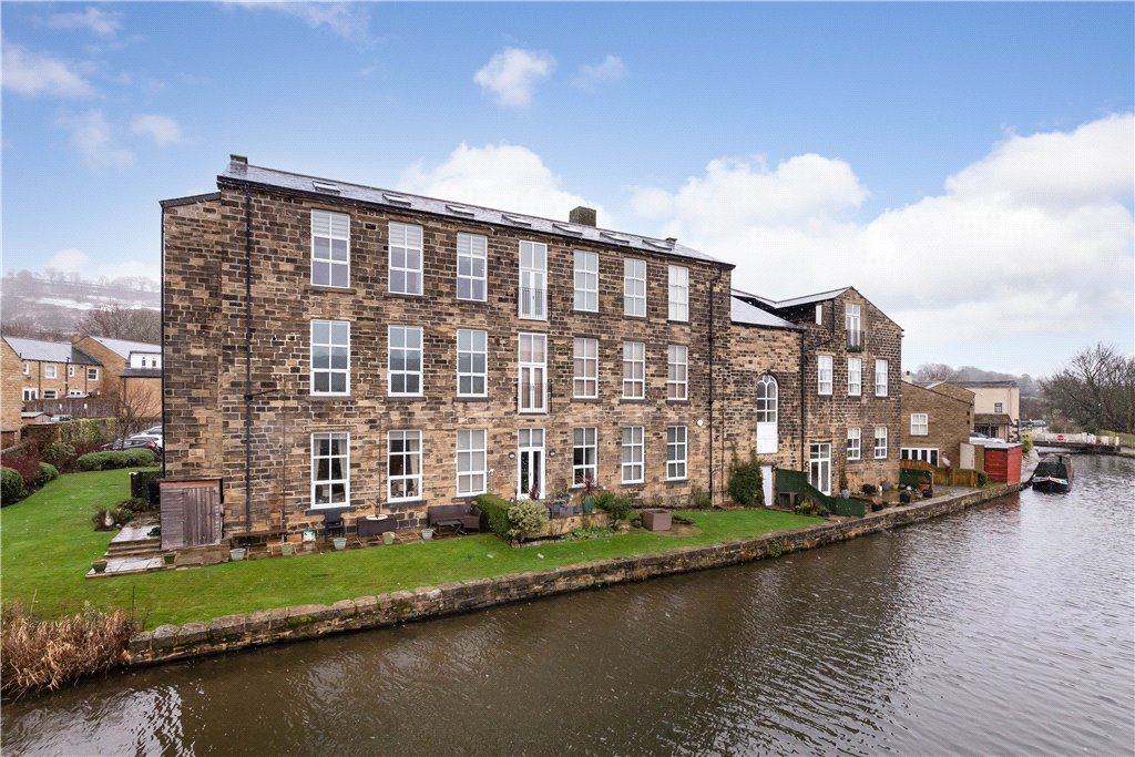 Airedale Mills, Bingley, West Yorkshire