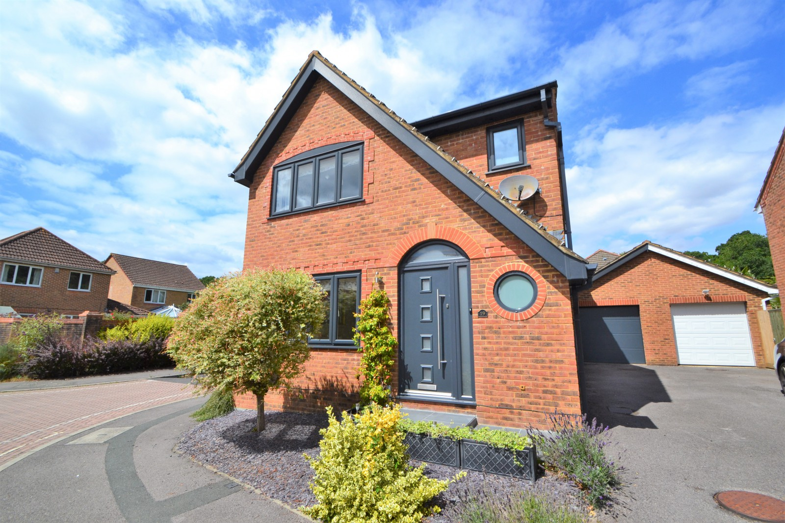 Merlin Way, Knightwood Park, Chandlers Ford