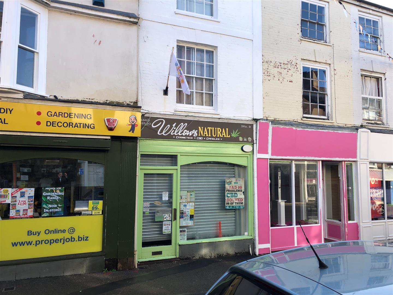 Holyrood Street, Chard