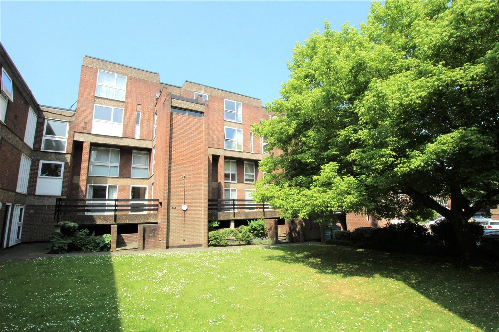 Hornbeam House, Manor Road, Sidcup, Kent, DA15