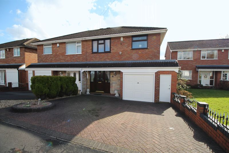 Andrews Close, Brierley Hill