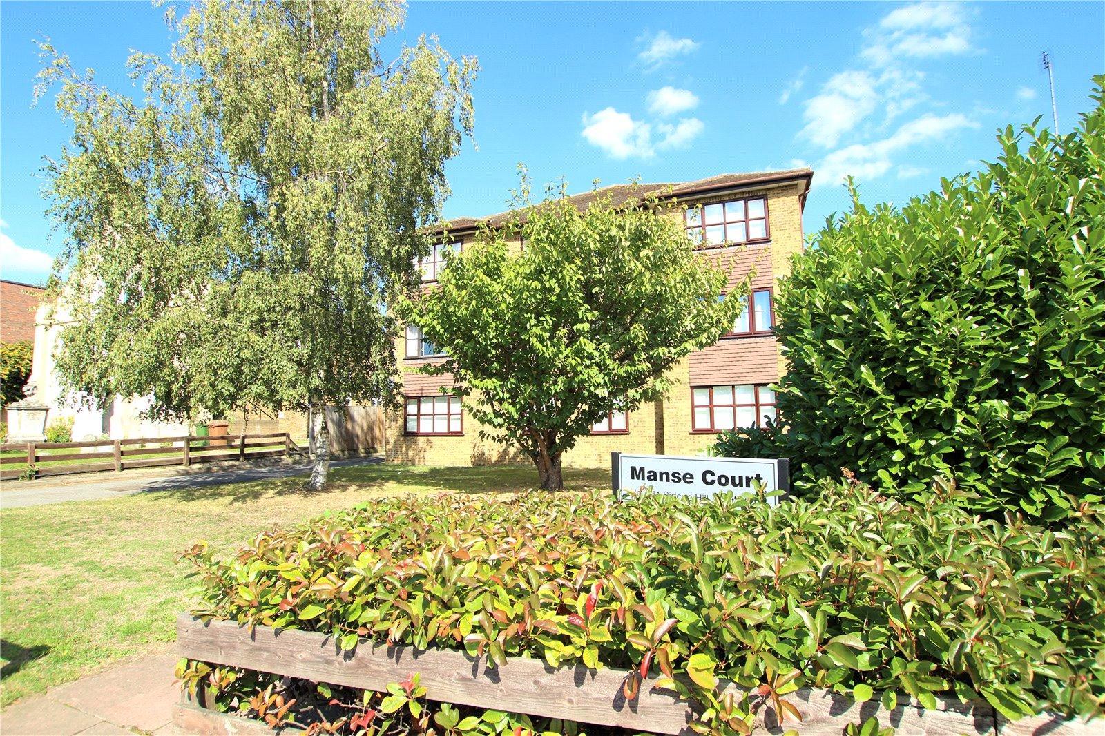 Manse Court, Sidcup Hill, Sidcup, Kent, DA14