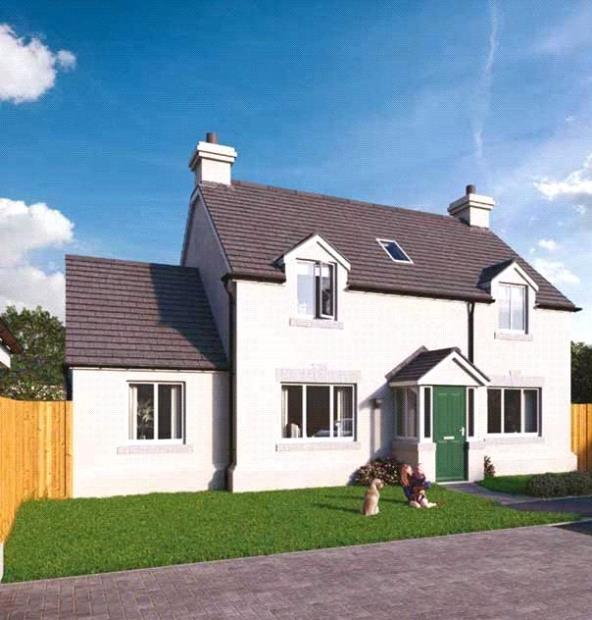Plot 7 The Grove, Land South Of Kilvelgy Park, Kilgetty, Pembrokeshire
