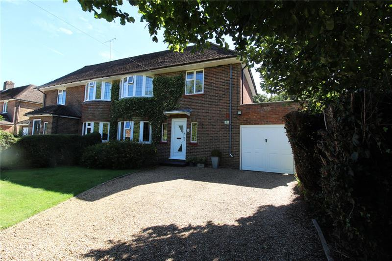 Old Dashwood Hill, Studley Green, High Wycombe, Buckinghamshire, HP14