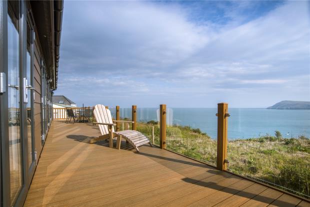 Plot 26  - The Hampton, Fishguard Bay Resort, Fishguard, Pembrokeshire