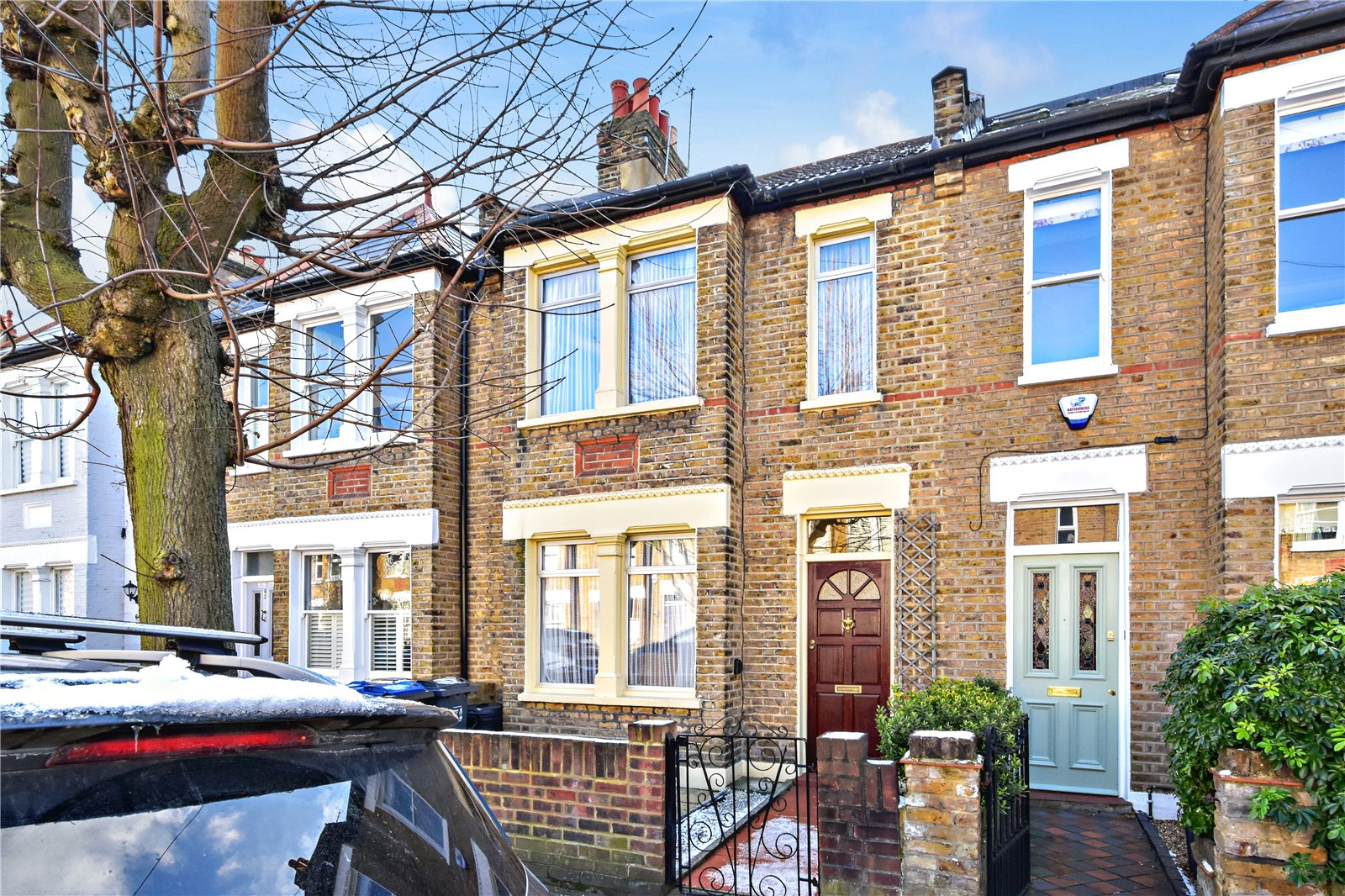 Florence Road, Wimbledon, London, SW19