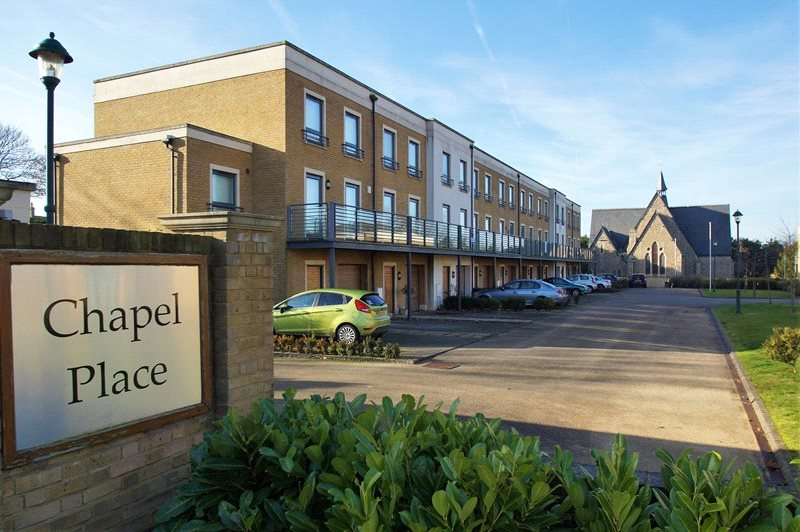 Chapel Place, Shoeburyness, Southend On Sea, Essex, SS3