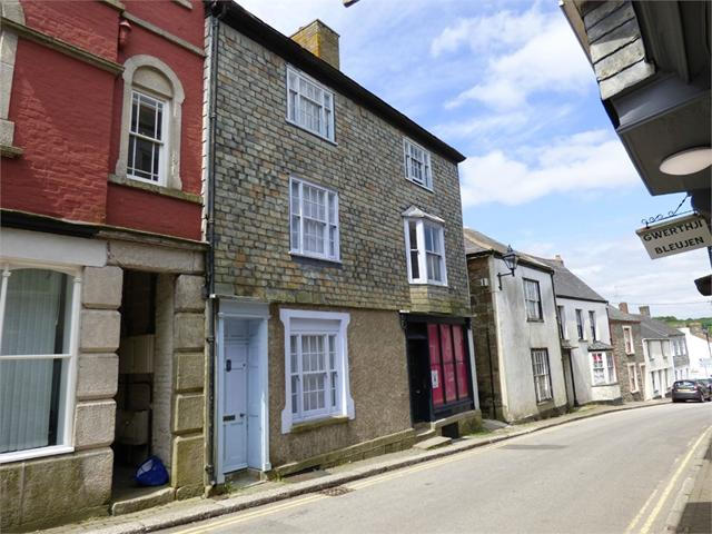 Bank Street, ST COLUMB MAJOR