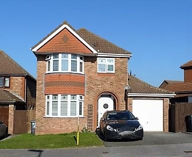 St Boswells Close, Hailsham
