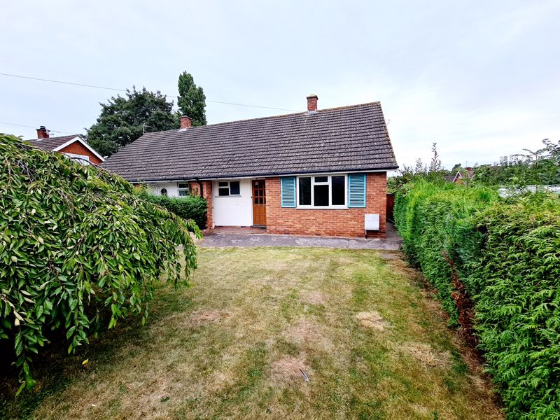 Longworth Road, Tupsley, Hereford, Hr1 1sp