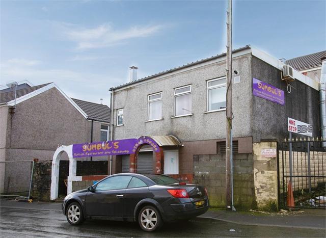 Lewis Street, Aberdare, Mid Glamorgan