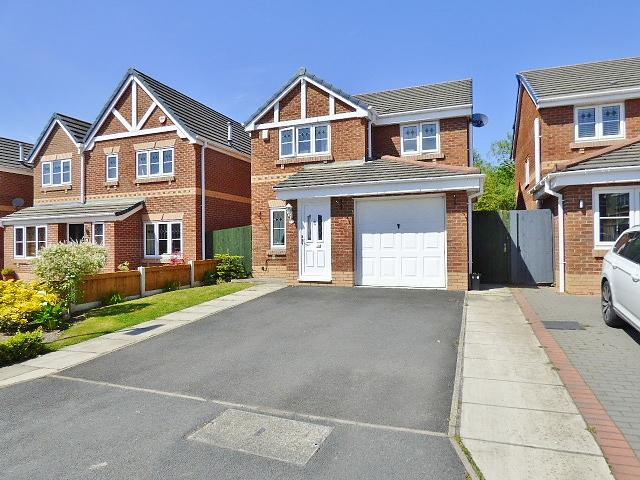 45 Colemere Close, Padgate, Warrington WA1 4LA - ID 152515