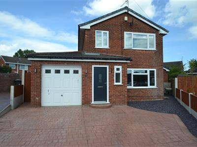 Stirling Close, WOOLSTON, Warrington, WA1