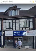 High Street (manak Solicitors Shop Only), Orpington