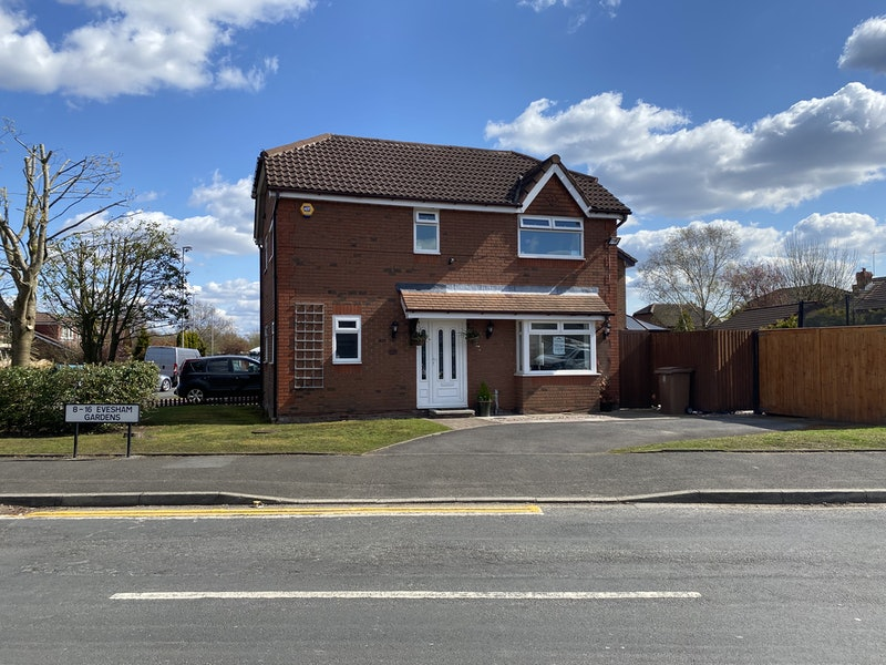 Boardman Fold Road, Manchester, Greater Manchester, M24