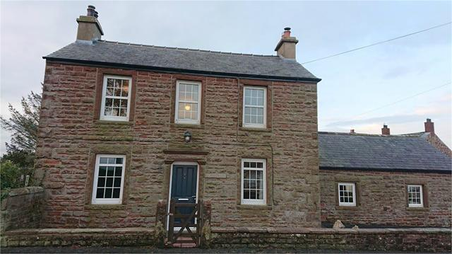 Orchard House, High Scales, Aspatria, Wigton, Cumbria