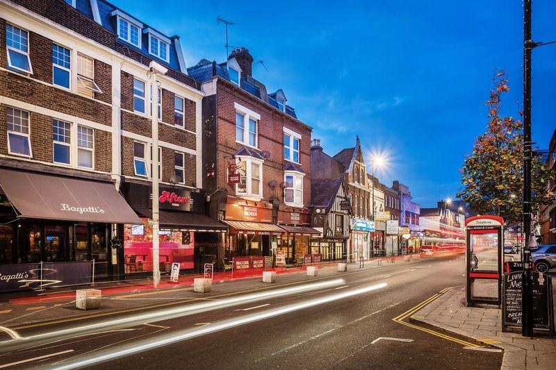 South End, Croydon