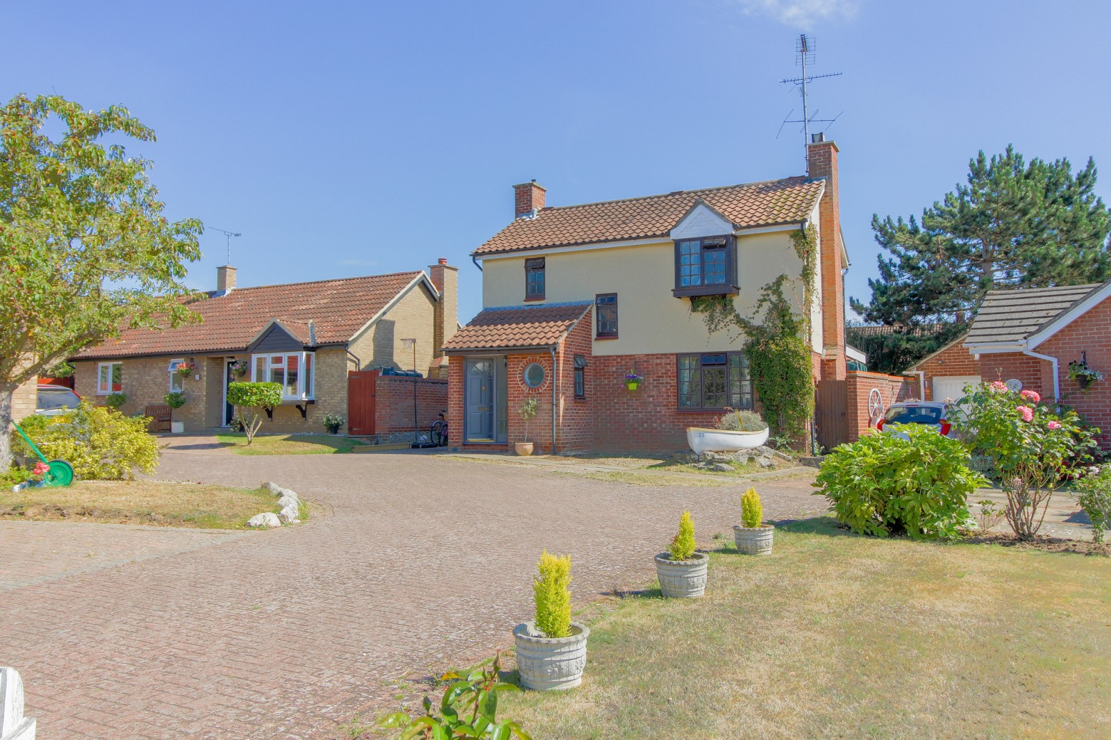 Kingsmere Close, West Mersea, Colchester, Essex, CO5