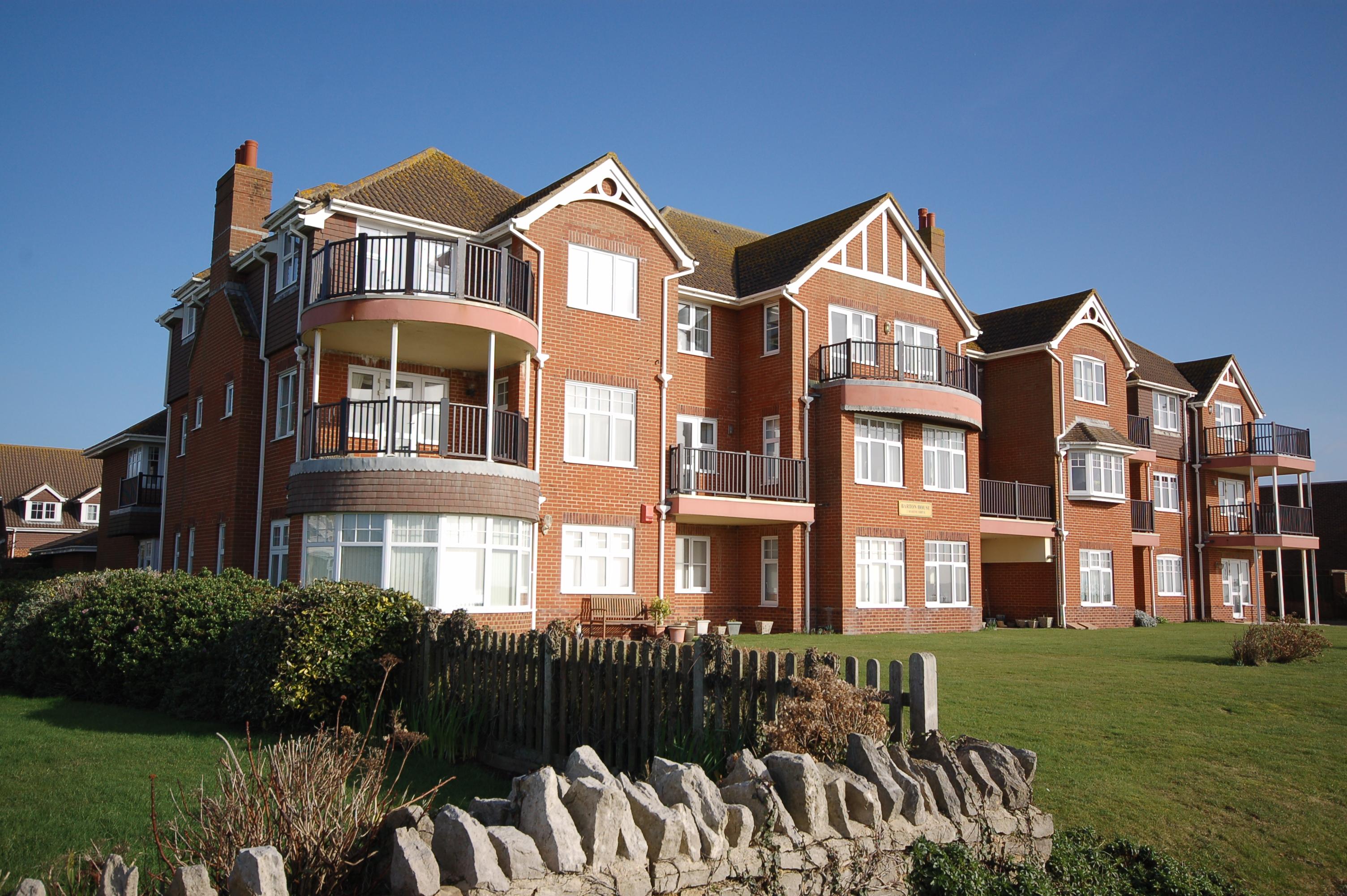 Marine Drive, Barton On Sea, New Milton