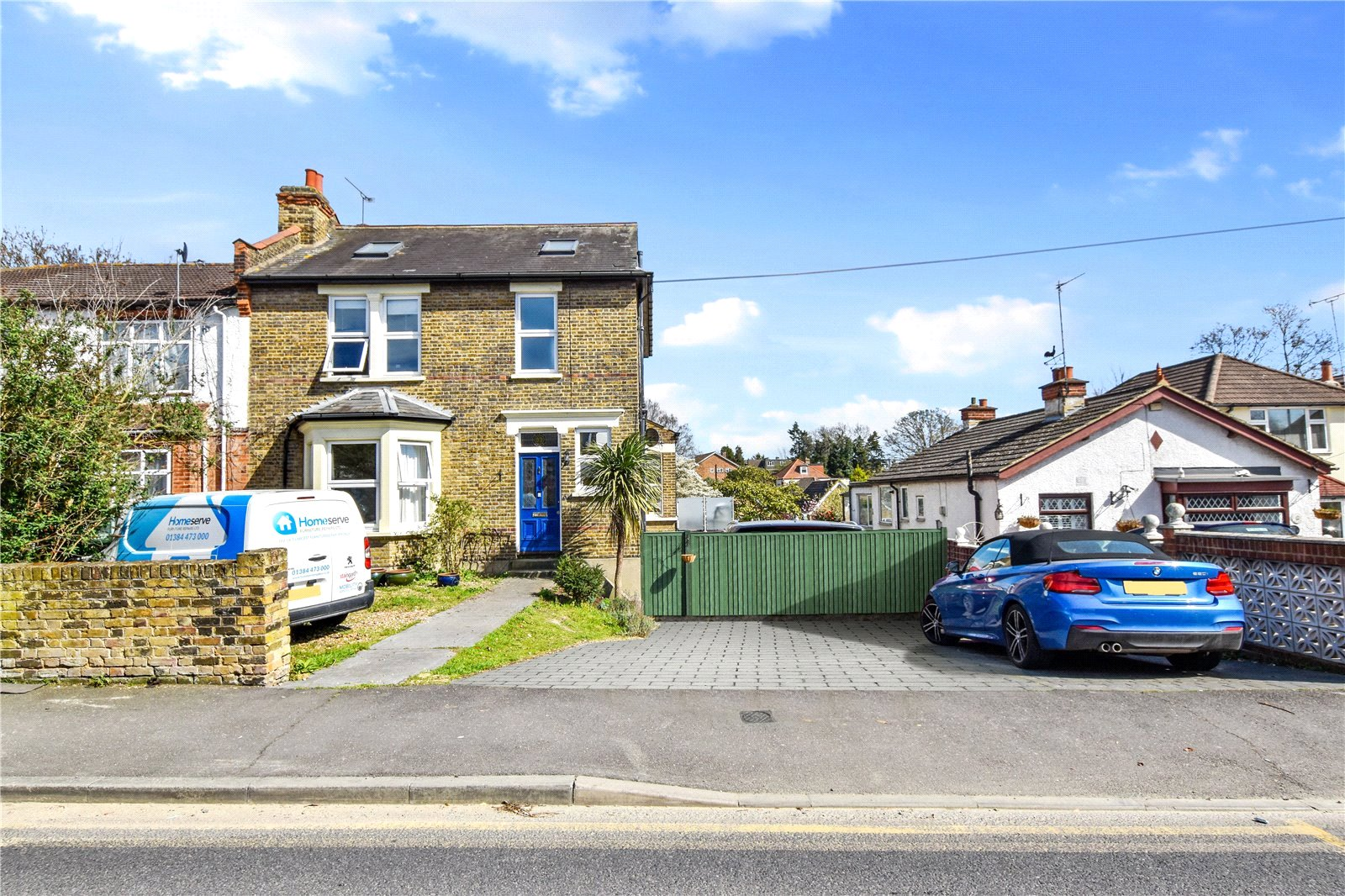 Upton Road, Bexleyheath, Kent, DA6