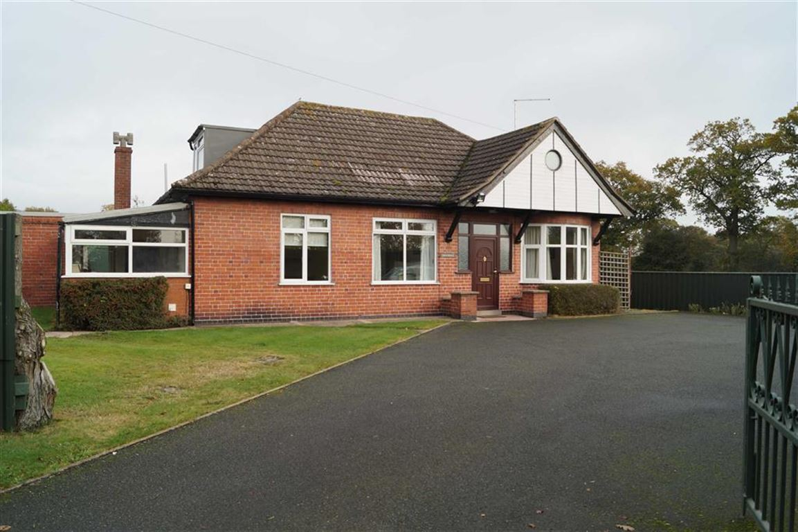 Manor House Lane, Whitchurch, SY13
