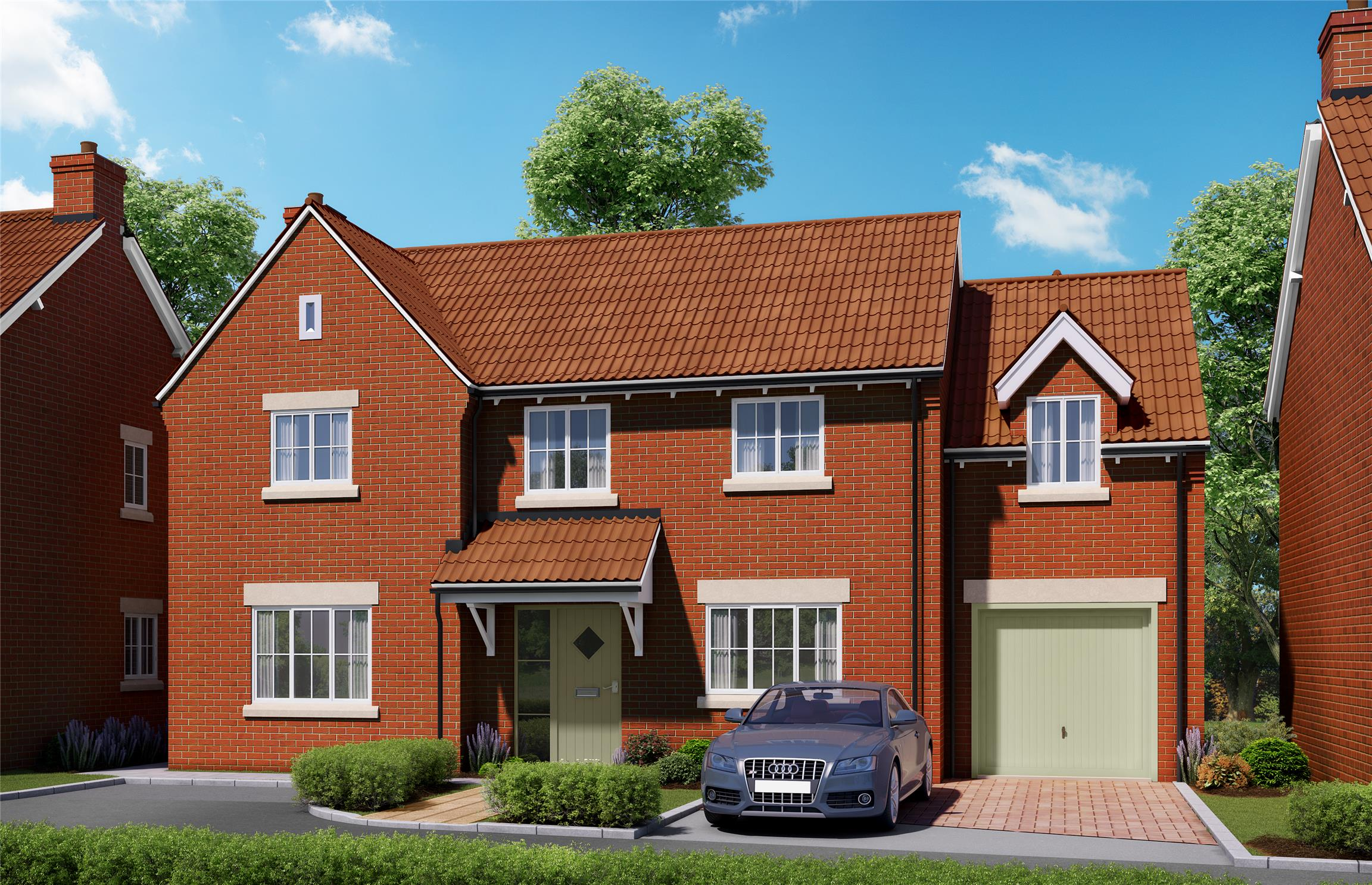 Showhome Now Open - Harford Place, Rangeworthy BS37