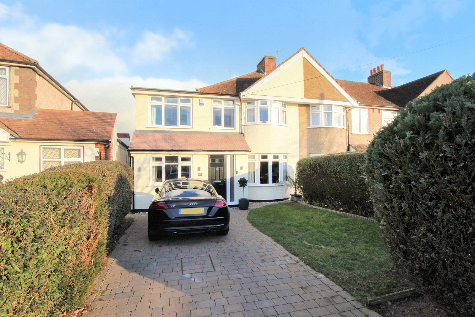 Meadow View, Sidcup, Kent, DA15