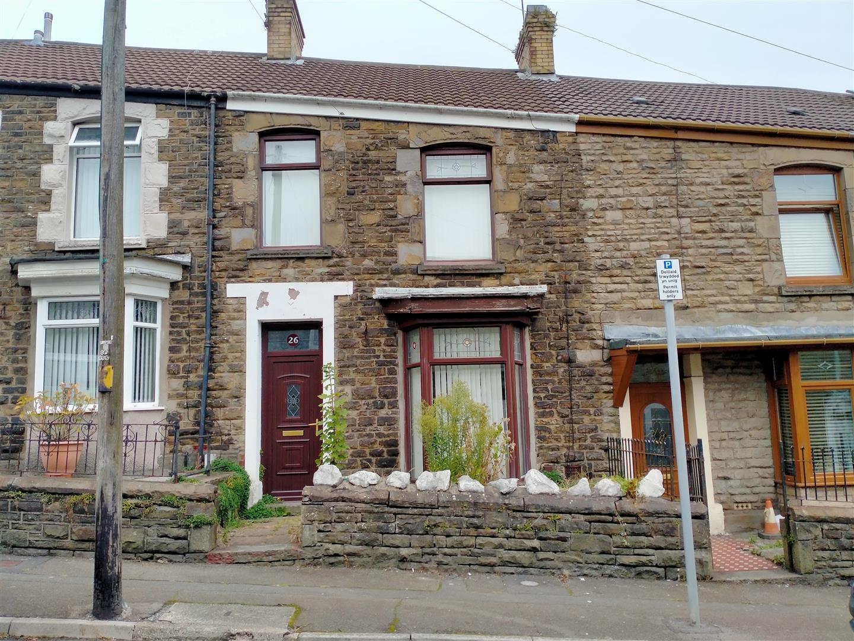 Iorwerth Street, Manselton, Swansea