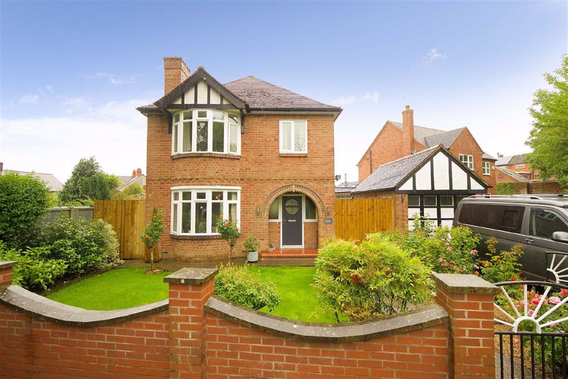 Linden Avenue, Whitchurch, SY13