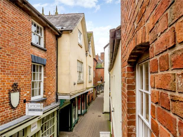 Church Street, Ludlow, Shropshire