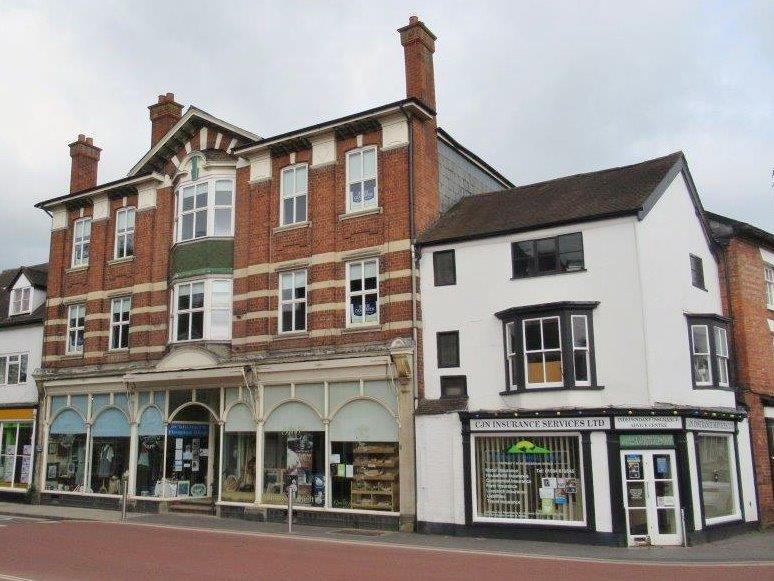 Market Street, Flat 2, Malvern, Tenbury Wells