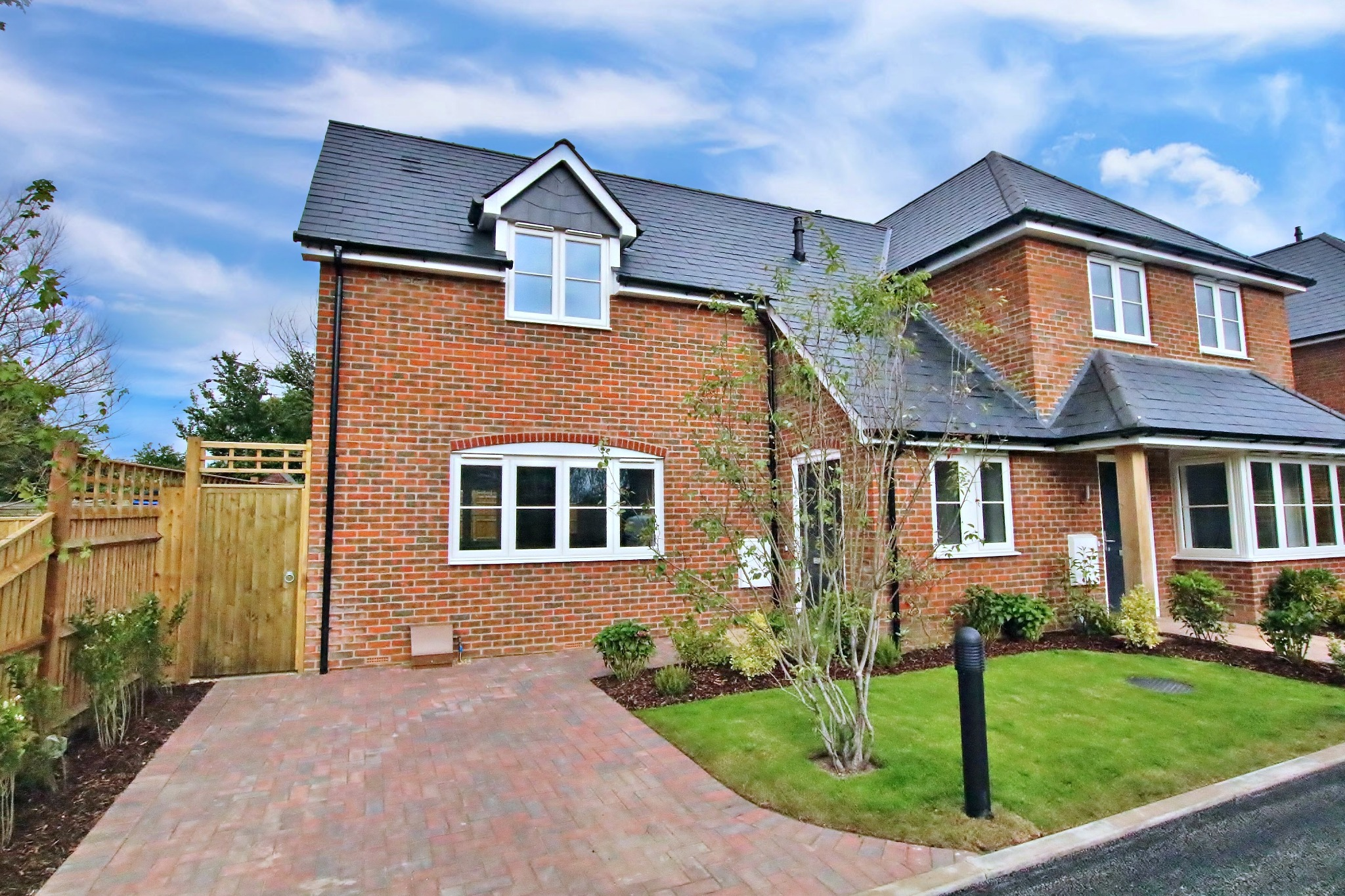 Brand New Two Bed Semi Detached With Help To Buy And Ready To Move In!