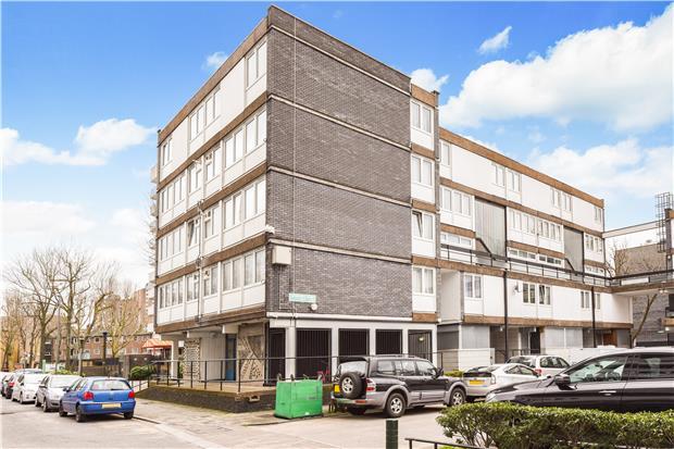 Carmichael Close, Winstanley Estate, London, SW11