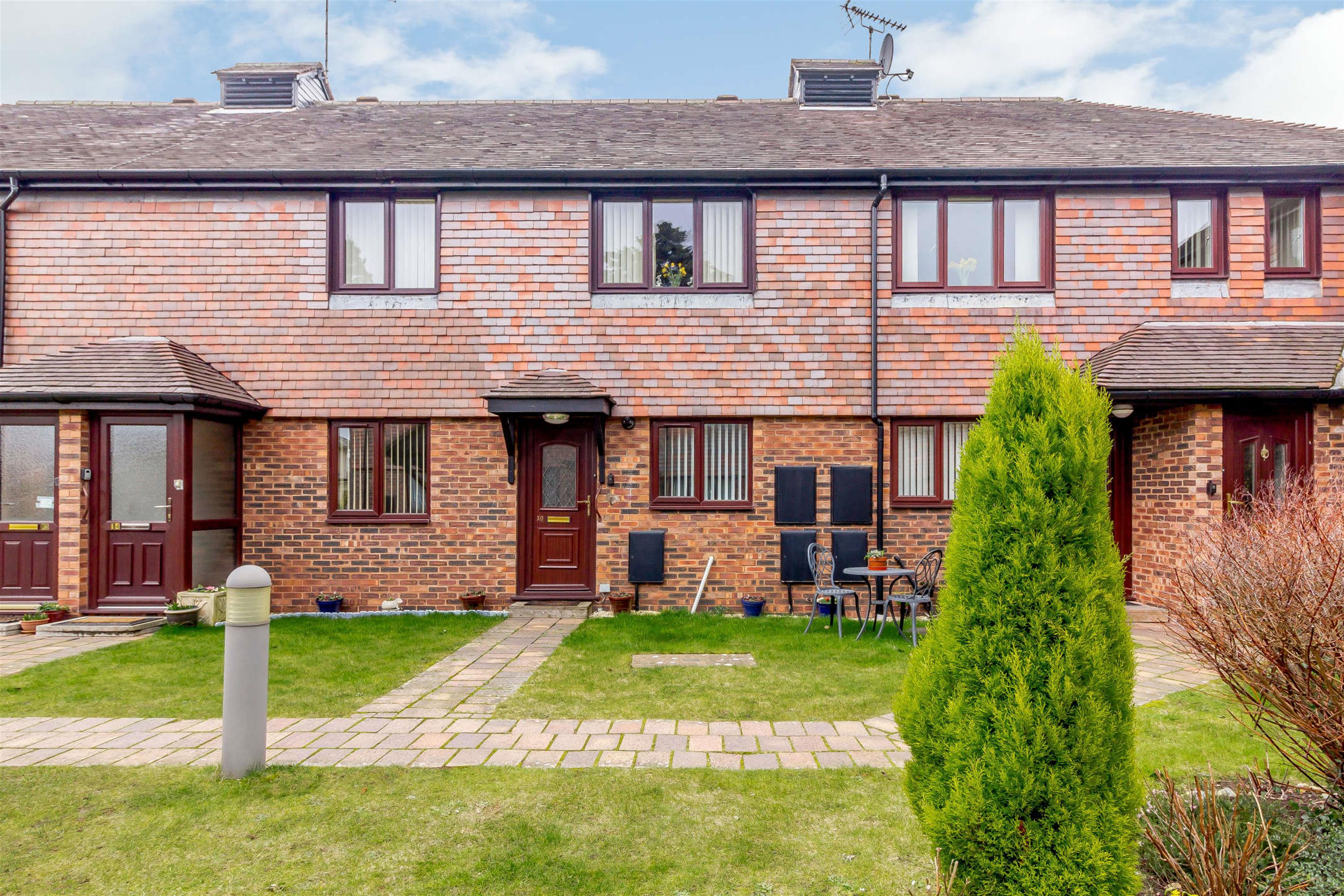 Beechwood Court, Hereford, HR1 1DX