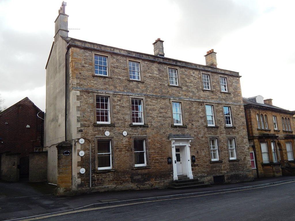 Flowers House, 15 Hendford, Yeovil