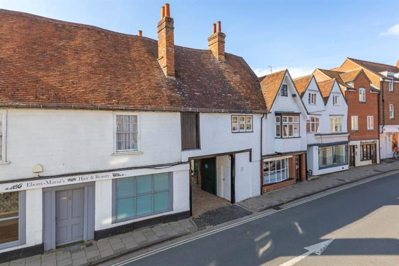 West St Helens Street, Abingdon, Oxfordshire, OX14