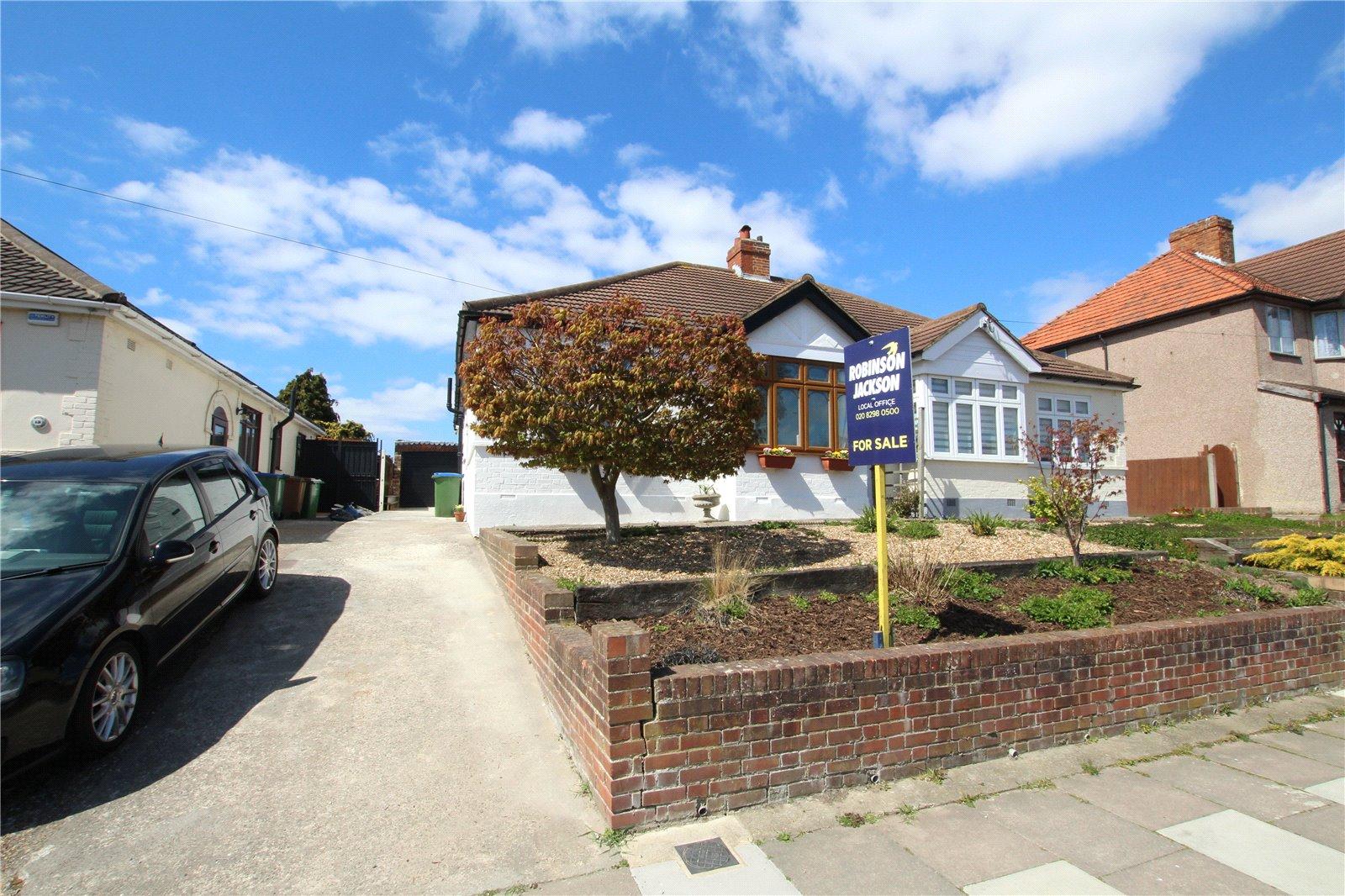 Leechcroft Avenue, Blackfen, Kent, DA15