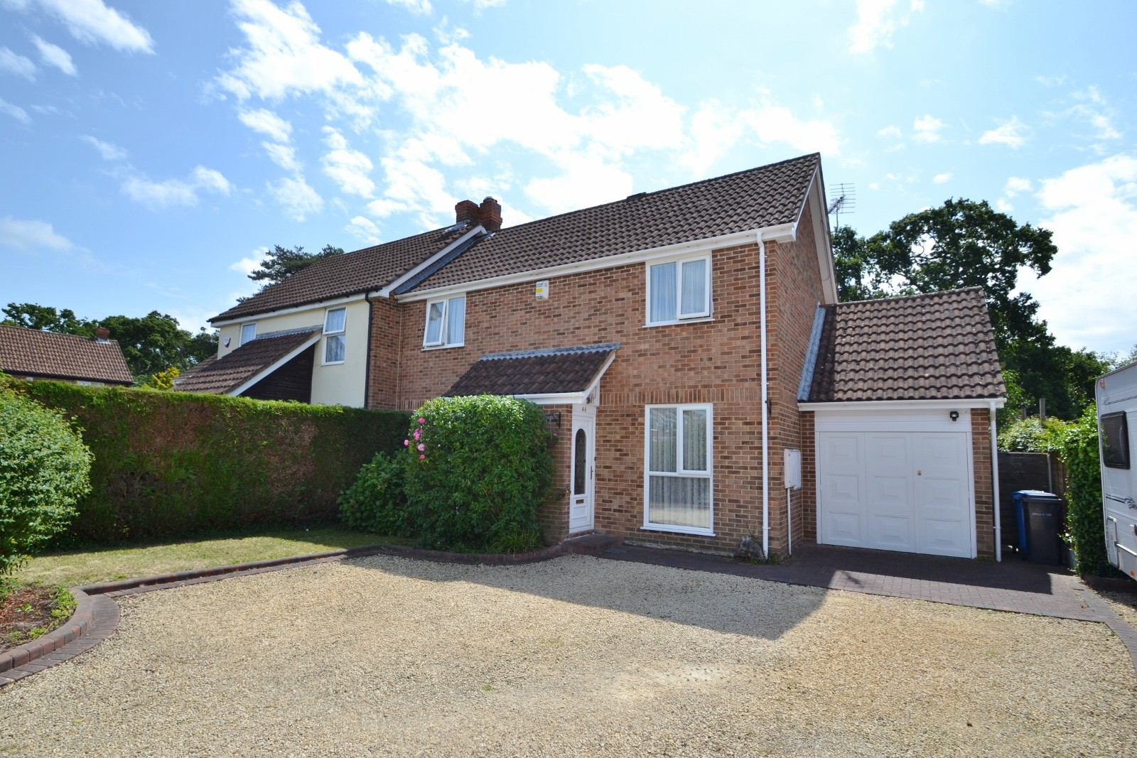 Hawker Close, Merley, Wimborne