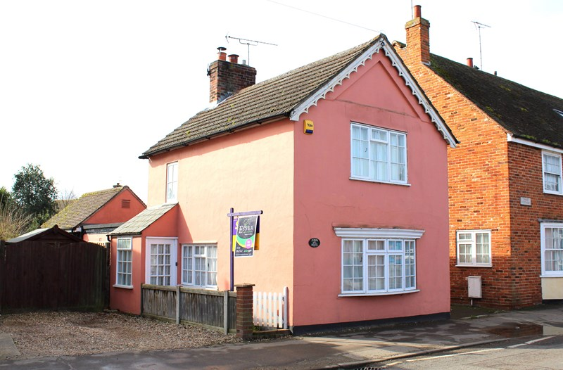 High Street, Thorpe-Le-Soken, Clacton-On-Sea, Essex, CO16