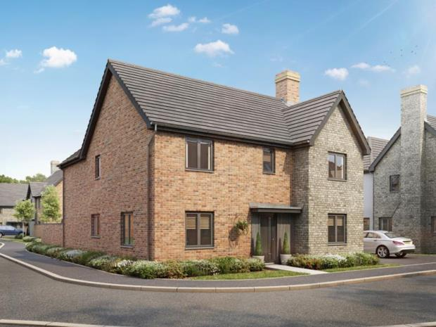 The Caldwick, Plot 150, Lakeview, Colwell Green, Witney, Oxon