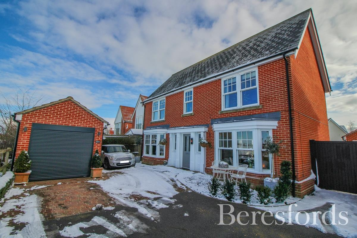 Bower Grove, West Mersea, Colchester, Essex, CO5