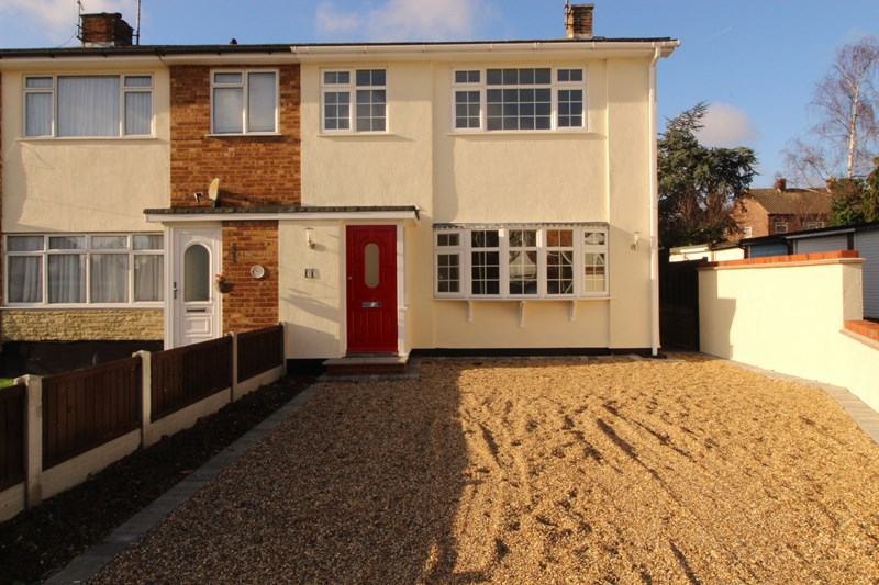 Dandies Chase, Eastwood, Leigh-On-Sea, Essex, SS9