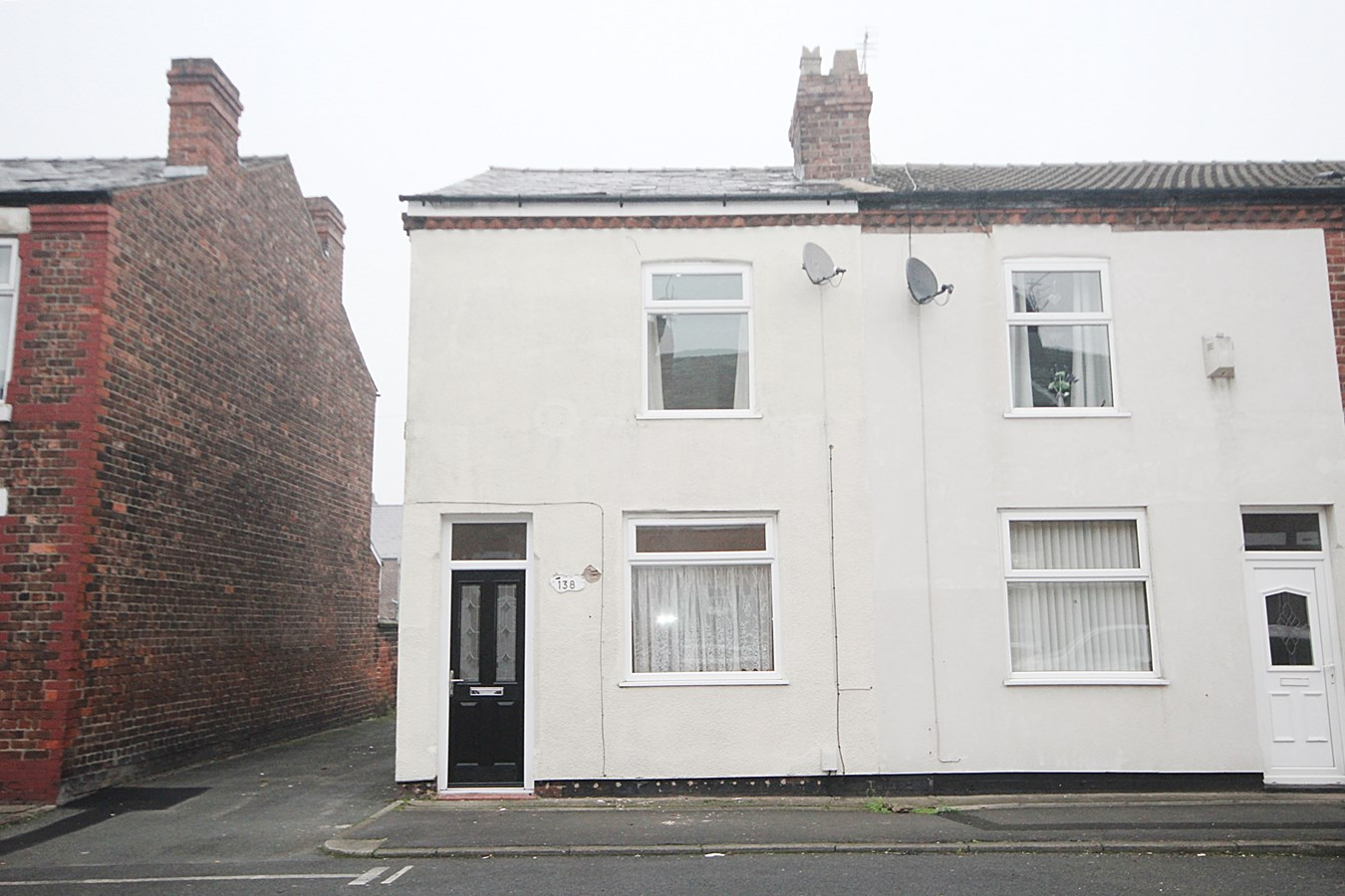 Forster Street , Warrington, WA2